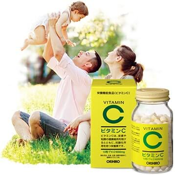витамин ц в таблетках