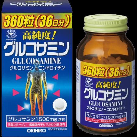 Глюкозамин с хондроитином ОРИХИРО