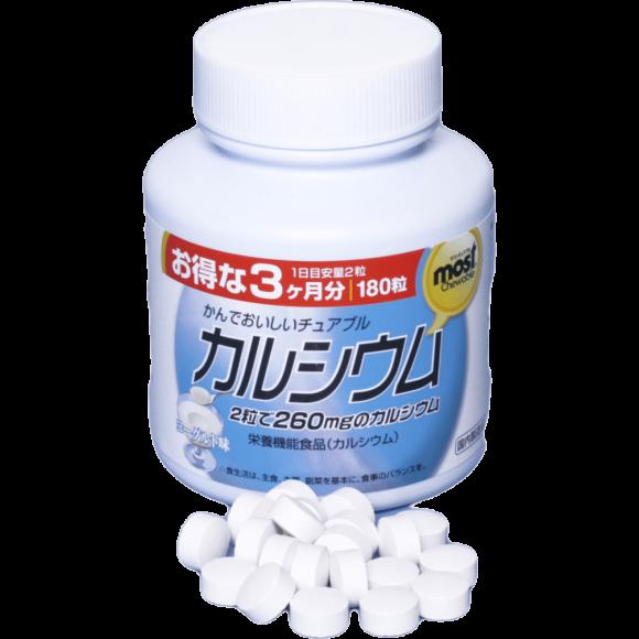 Кальций+витамин D, Орихиро