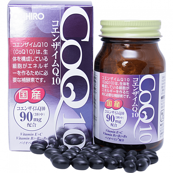 Коэнзим Q10 с витаминами, Орихиро