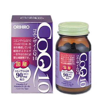 Коэнзим Q10 с витаминами