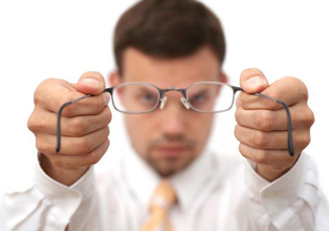 глазные проблемы