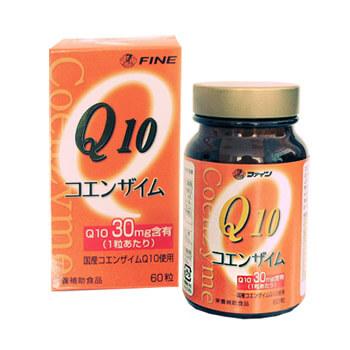Коэнзим Q10-30 с витамином В1 БАД для выработки энергии