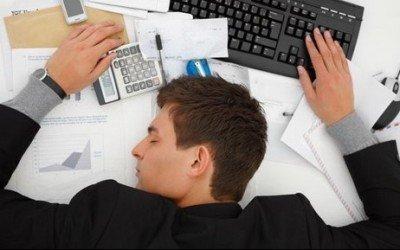 хроническая усталость