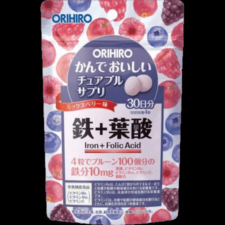 Железо с витаминами, Орихиро