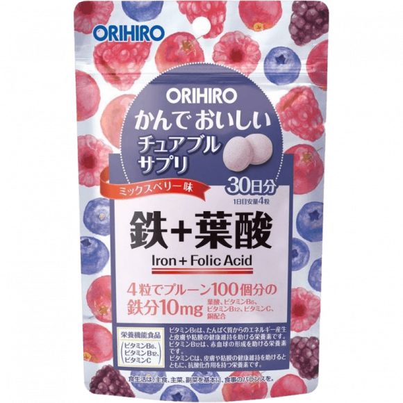 Фото железа с витаминами Орихиро