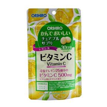 """Витамин C со вкусом лимона """"ОРИХИРО"""" (Акция)"""